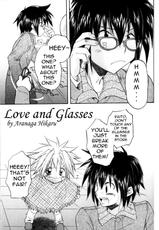 [Hikaru Aranaga] Love and glasses (translated shota)