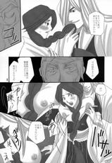 big breasts, group, maxi, retsu unohana, title - bankai unohana kuzushi, bleach
